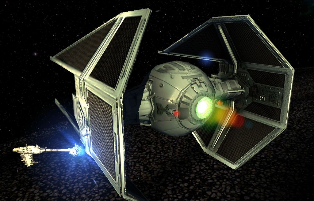 Interceptor remodelled